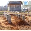 Фундамент для деревянного дома – типы и особенности