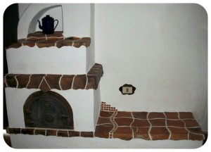 Креативный дизайн камина